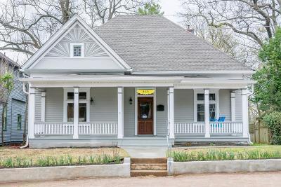 Atlanta Single Family Home For Sale: 465 Bryan Street SE