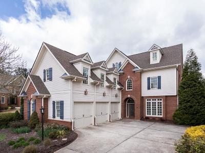 Alpharetta Single Family Home For Sale: 3057 Haynes Trail