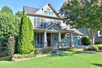 Canton Single Family Home For Sale: 439 Gold Crossing