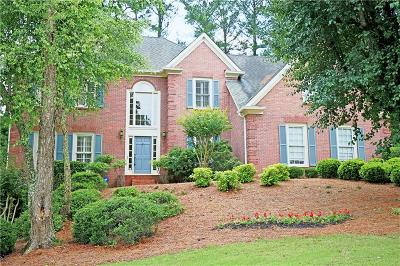 Johns Creek Single Family Home For Sale: 125 Foalgarth Way