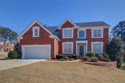 Lawrenceville Single Family Home For Sale: 804 Montecruz Drive