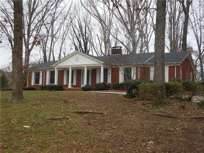 Gainesville Single Family Home For Sale: 3545 Hardy Road