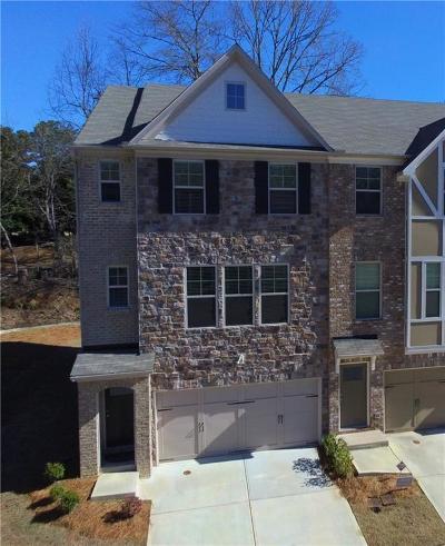 Buford Condo/Townhouse For Sale: 3299 Hallmark Lane