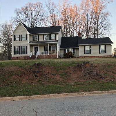 Jonesboro Single Family Home For Sale: 8394 Seven Oaks Drive