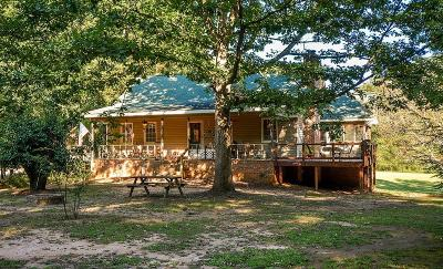 Woodstock Single Family Home For Sale: 6999 Hickory Flat Highway