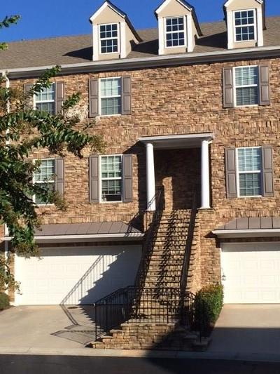 Johns Creek Condo/Townhouse For Sale: 11140 Skyway Drive