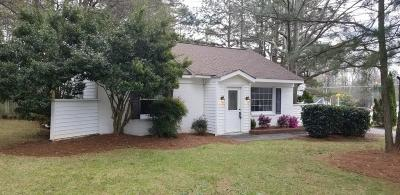 Smyrna Single Family Home For Sale: 2391 Old Spring Road