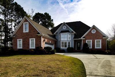 Loganville Single Family Home For Sale: 3970 Hogans Mill Lane