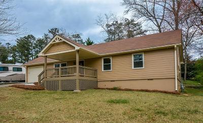 Buford Single Family Home For Sale: 5981 Dolvin Lane