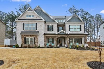 Powder Springs Single Family Home For Sale: 2789 Carrick Court