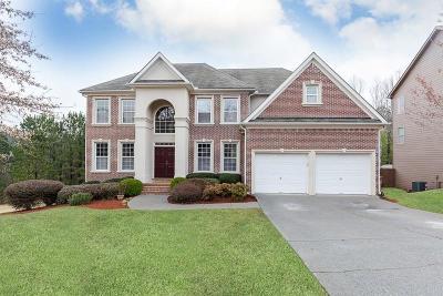 Woodstock Single Family Home For Sale: 518 Osprey Lane