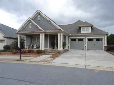 Woodstock Single Family Home For Sale: 251 Somerset Circle