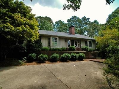 Single Family Home For Sale: 1254 Dixon Circle