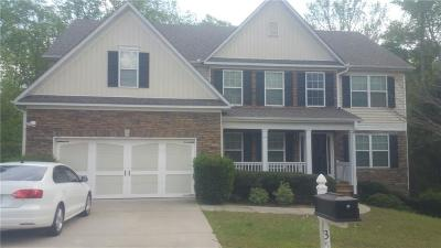 Snellville Single Family Home For Sale: 3507 Valley Bluff Lane