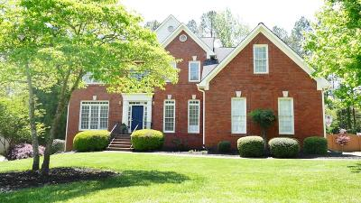 Lawrenceville Single Family Home For Sale: 2414 Meadow Isle Lane