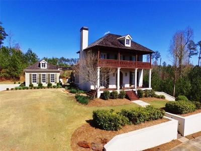 Dawsonville Single Family Home For Sale: 70 Lakeside Drive