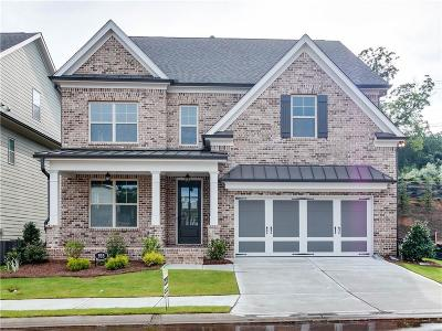 Johns Creek Single Family Home For Sale: 1190 Hannaford Lane
