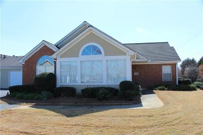Roswell Condo/Townhouse For Sale: 4418 Orchard Trace #4418