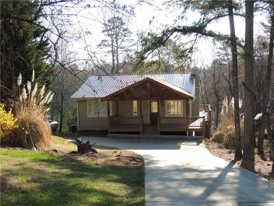 Dawson County Single Family Home For Sale: 95 Overlook Court
