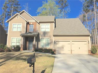 Single Family Home For Sale: 6899 Winding Wade Trail