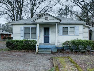 Single Family Home For Sale: 332 Windy Hill Road SE