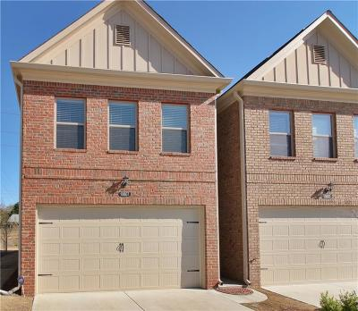 Johns Creek Condo/Townhouse For Sale: 10607 Naramore Lane