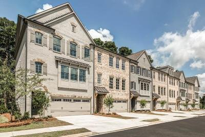 Brookhaven Condo/Townhouse For Sale: 2525 Skyland Drive #149