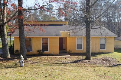 Snellville Single Family Home For Sale: 2555 Rosedale Road