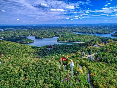 Cartersville Residential Lots & Land For Sale: 12 Signal Mtn Circle SE