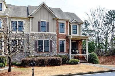Alpharetta Condo/Townhouse For Sale: 1285 Faircrest Crossing Drive