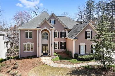 Single Family Home For Sale: 2321 Edgemere Lake Circle