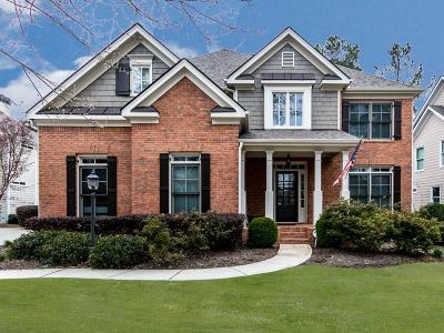 Acworth Single Family Home For Sale: 286 Kingsford Crossing