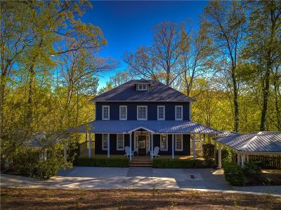 Dawsonville Single Family Home For Sale: 295 Fredericks Cove