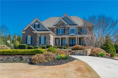 Cumming Single Family Home For Sale: 2430 Manor Creek Court