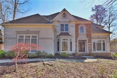 Suwanee Single Family Home For Sale: 1082 Laurel Grove Court