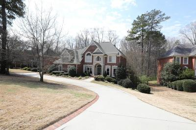 Single Family Home For Sale: 1300 Regency Center Drive SW