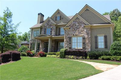Kennesaw Single Family Home For Sale: 2263 Tayside Crossing NW