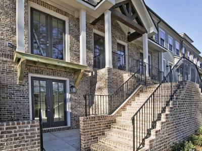 Brookhaven Condo/Townhouse For Sale: 3557 Parkside Way #41