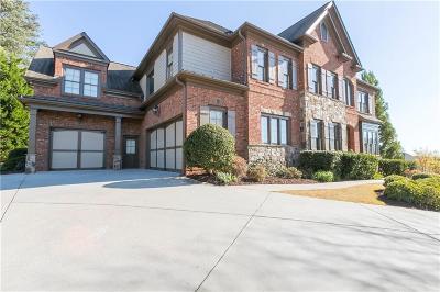 Suwanee Single Family Home For Sale: 5524 Brendlynn Drive
