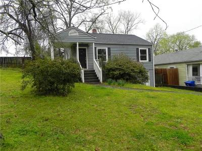 Single Family Home For Sale: 1464 Hawthorne Avenue NW