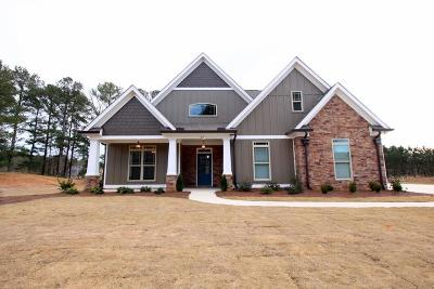 Cartersville Single Family Home For Sale: 49 Berryhill Place