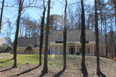Alpharetta Single Family Home For Sale: 1800 Providence Farms Lane