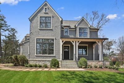 Chastain Park Single Family Home For Sale: 4384 Powers Ferry Road NW