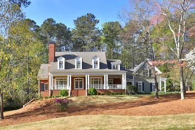 Alpharetta Single Family Home For Sale: 815 Driffield Court