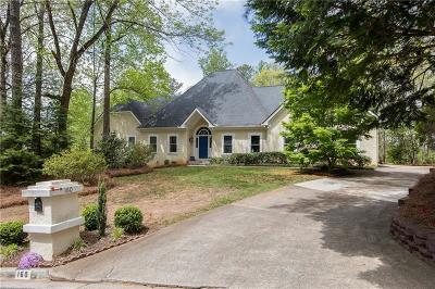 Sandy Springs Single Family Home For Sale: 160 Grogans Landing