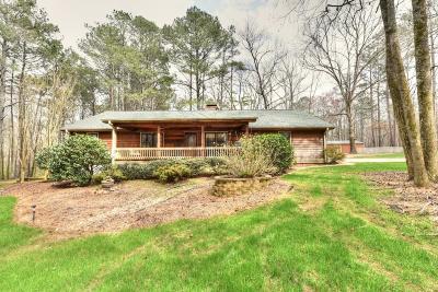 Cumming Single Family Home For Sale: 6896 Heardsville Road