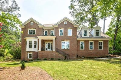 Milton  Single Family Home For Sale: 16027 Birmingham Highway
