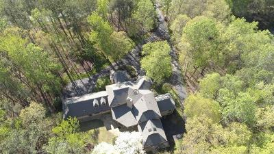 Roswell Single Family Home For Sale: 11795 King Road