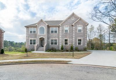 Conyers Single Family Home For Sale: 2820 Spicetree Trail SE