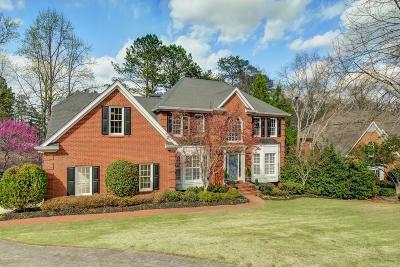 Single Family Home For Sale: 4846 Trevor Court
